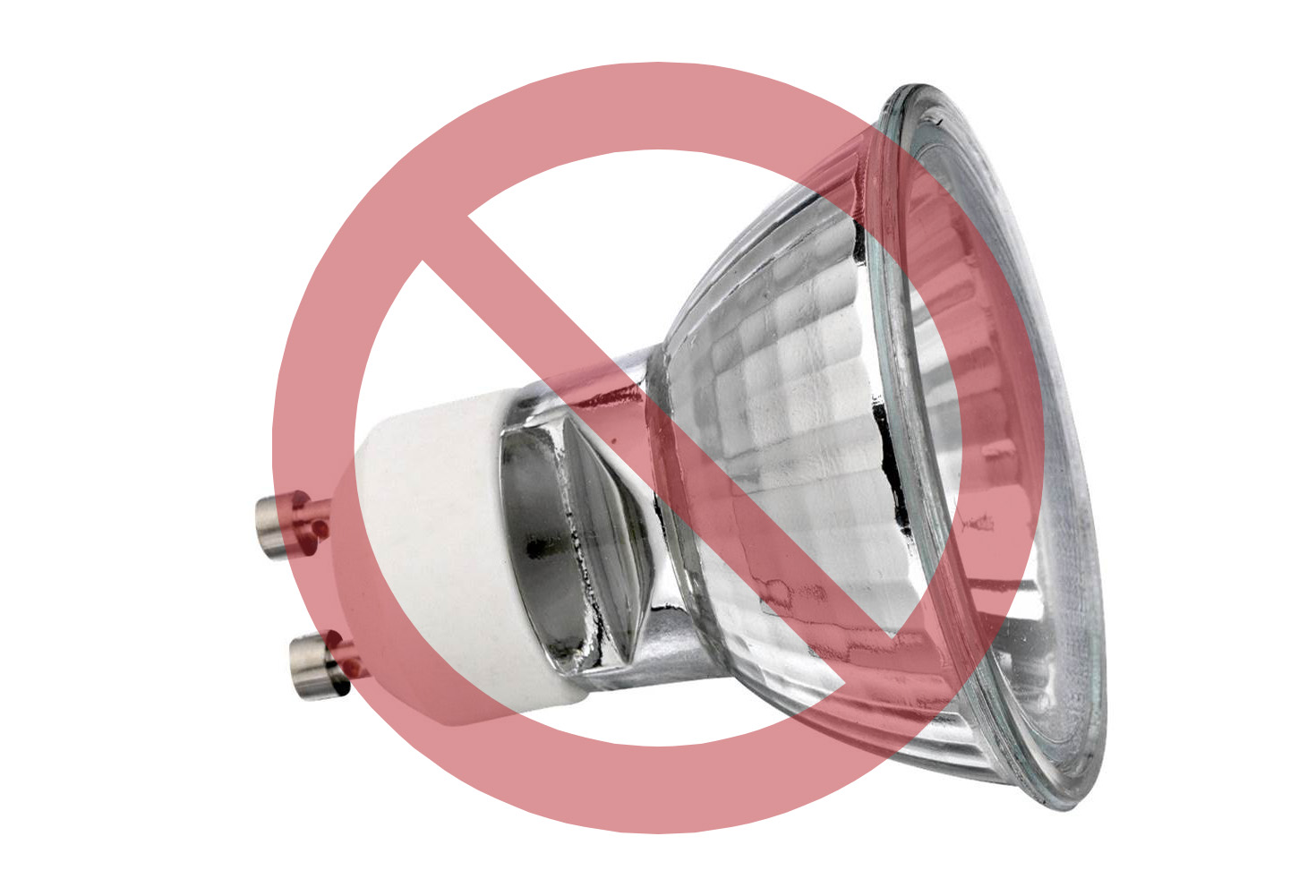 Government Pushes To Ban Halogen Lighting